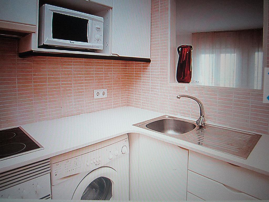 Cocina - Piso en alquiler en calle Del Mar, Canet de Mar - 321678966