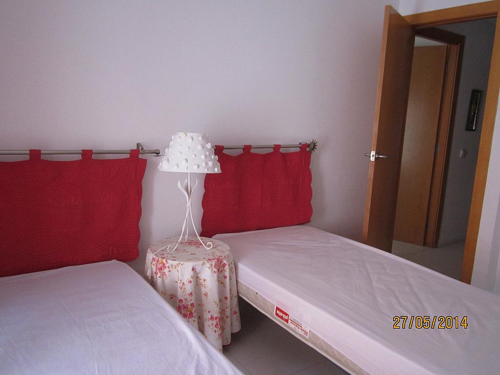 Dormitorio - Piso en alquiler en calle Del Mar, Canet de Mar - 321678980
