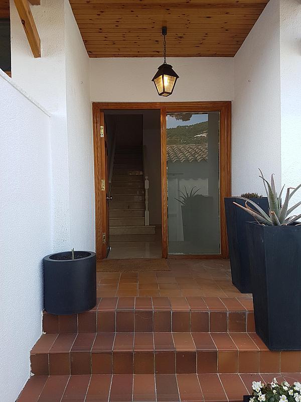 Fachada - Casa adosada en alquiler en pasaje Esparragueres, Cabrils - 327647421