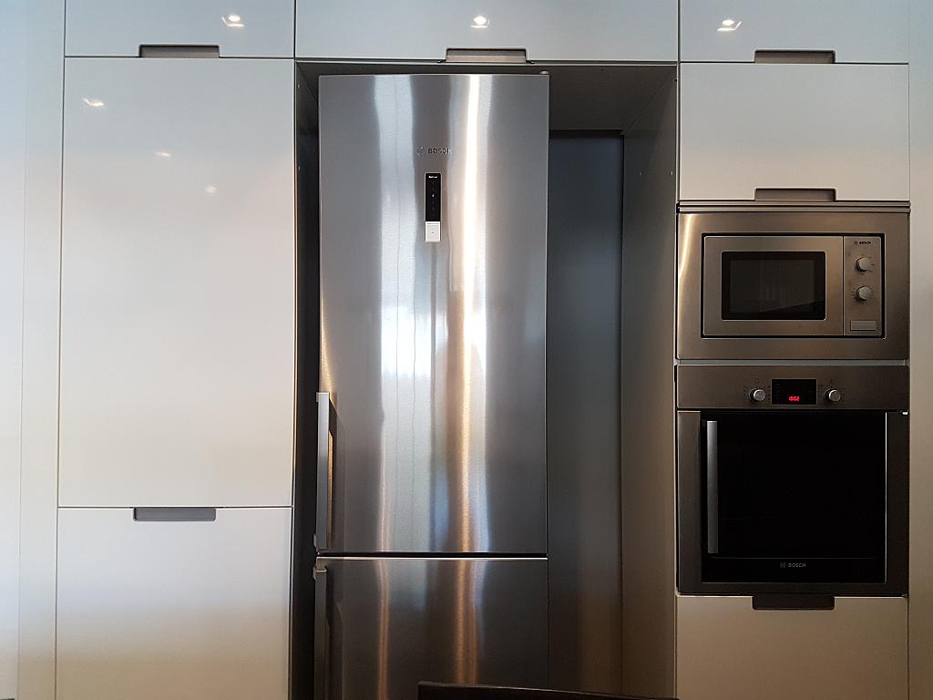 Cocina - Casa adosada en alquiler en pasaje Esparragueres, Cabrils - 327647442