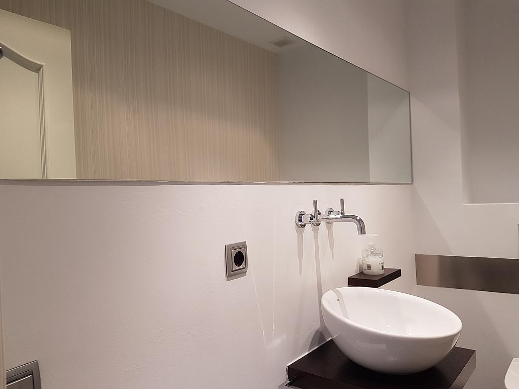 Baño - Casa adosada en alquiler en pasaje Esparragueres, Cabrils - 327647444