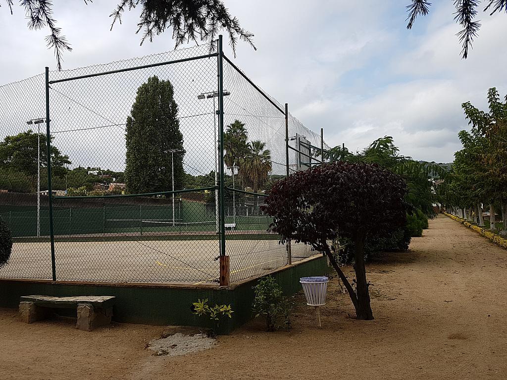 Jardín - Casa adosada en alquiler en pasaje Esparragueres, Cabrils - 327647644