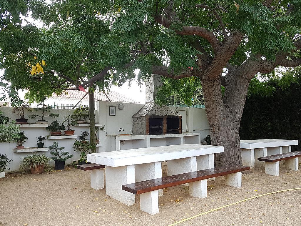 Jardín - Casa adosada en alquiler en pasaje Esparragueres, Cabrils - 327647649
