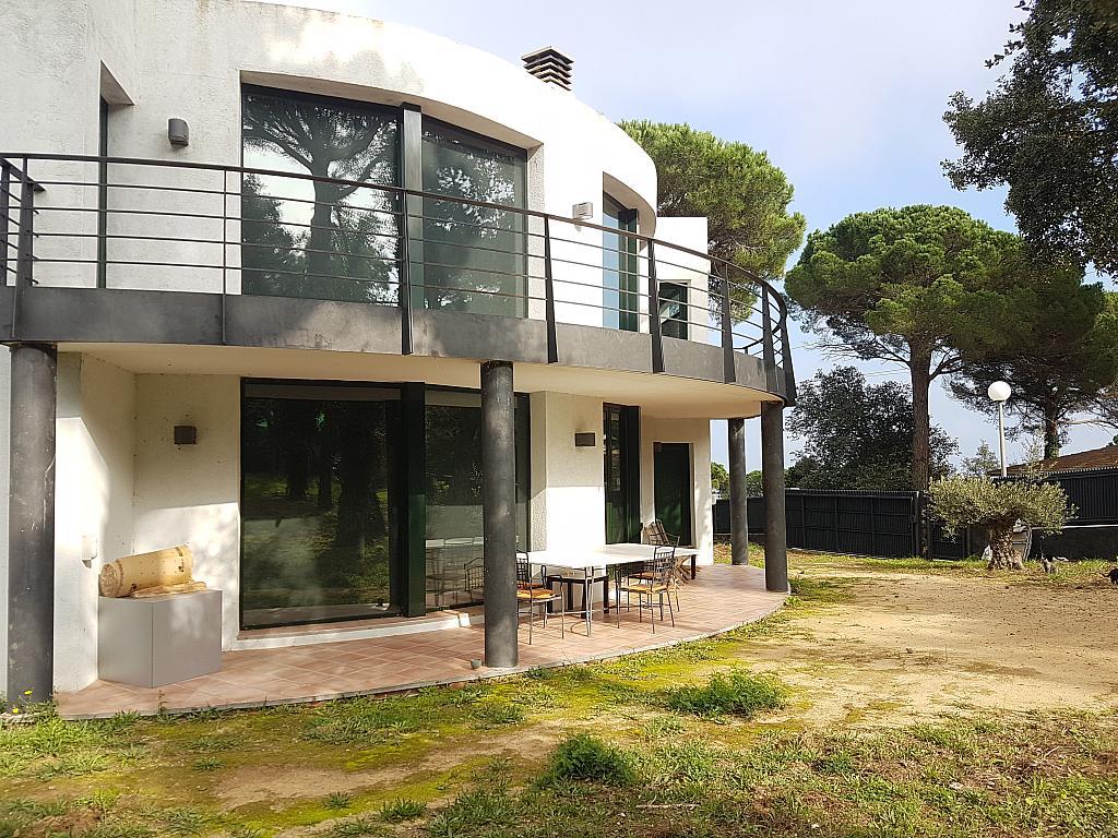 Fachada - Casa en alquiler en calle Andalusia, Sant Cebrià de Vallalta - 339113730