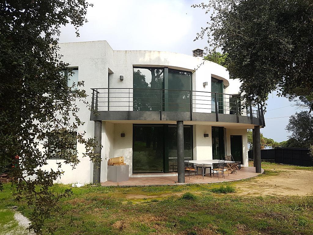 Fachada - Casa en alquiler en calle Andalusia, Sant Cebrià de Vallalta - 339113736