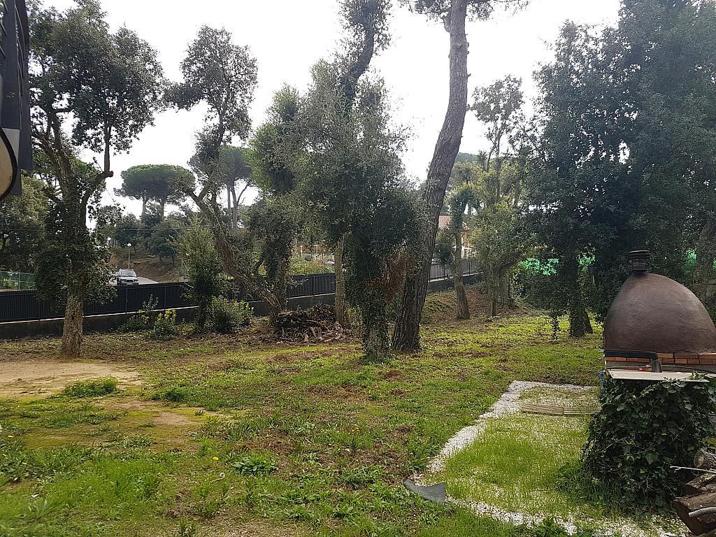 Jardín - Casa en alquiler en calle Andalusia, Sant Cebrià de Vallalta - 339113750