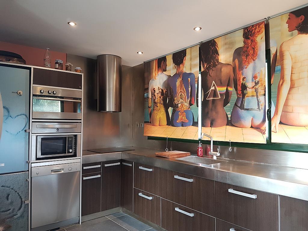 Cocina - Casa en alquiler en calle Andalusia, Sant Cebrià de Vallalta - 339113782