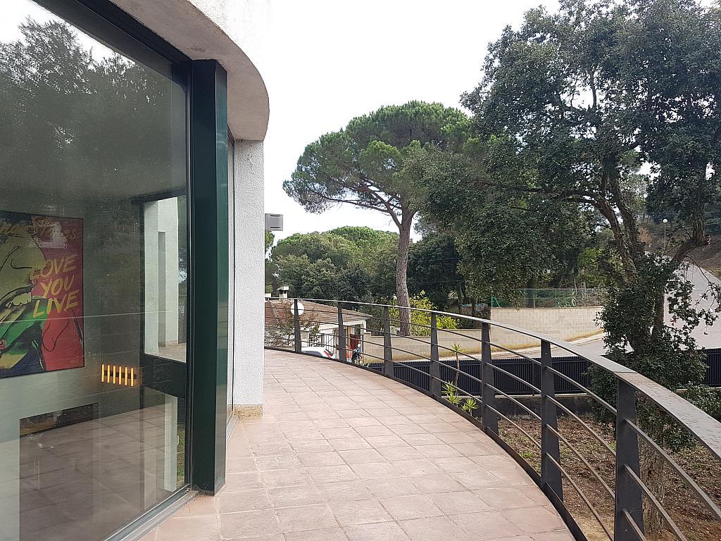 Terraza - Casa en alquiler en calle Andalusia, Sant Cebrià de Vallalta - 339113854