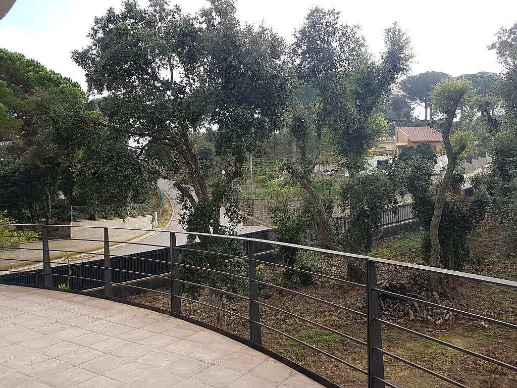 Terraza - Casa en alquiler en calle Andalusia, Sant Cebrià de Vallalta - 339113862