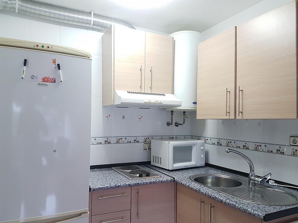 Cocina - Apartamento en alquiler en calle Puig de Popa, Calella - 333699277