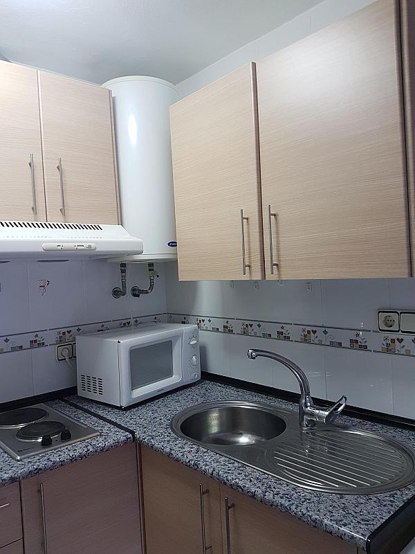 Cocina - Apartamento en alquiler en calle Puig de Popa, Calella - 333699279