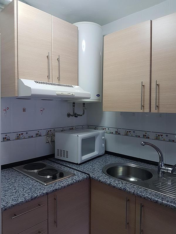 Cocina - Apartamento en alquiler en calle Puig de Popa, Calella - 333699285