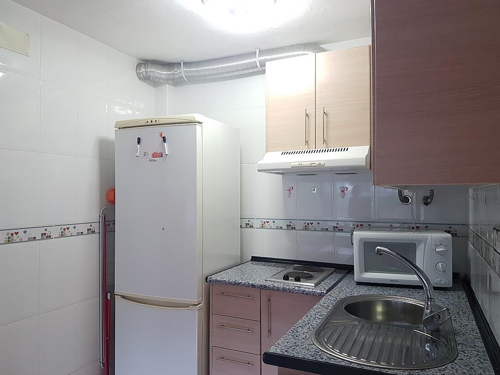 Cocina - Apartamento en alquiler en calle Puig de Popa, Calella - 333699290
