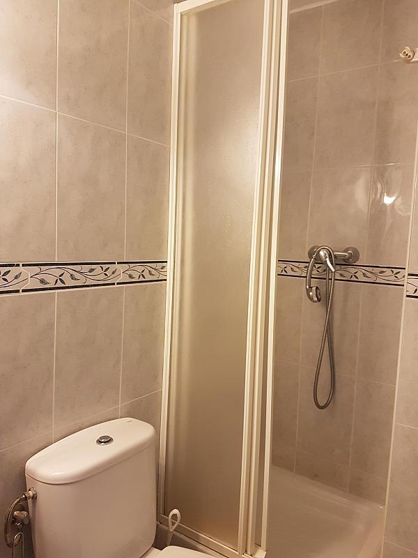 Baño - Apartamento en alquiler en calle Puig de Popa, Calella - 333699328