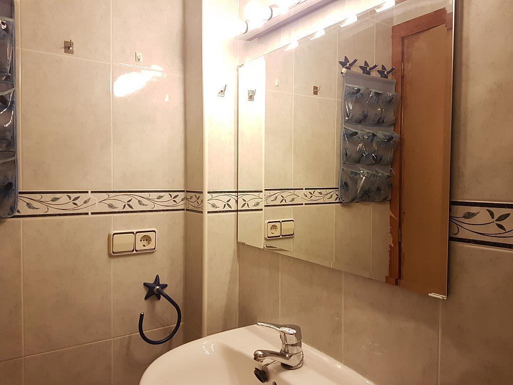 Baño - Apartamento en alquiler en calle Puig de Popa, Calella - 333699330