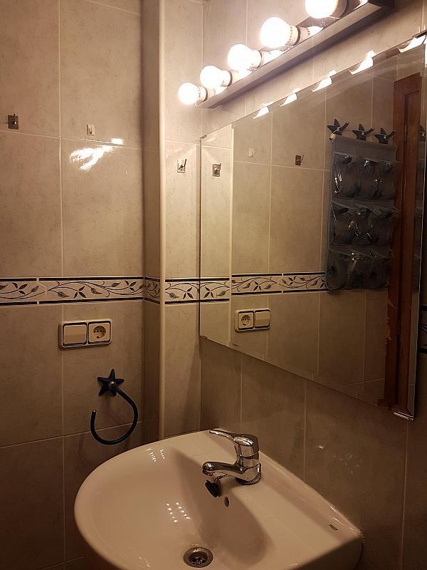Baño - Apartamento en alquiler en calle Puig de Popa, Calella - 333699336