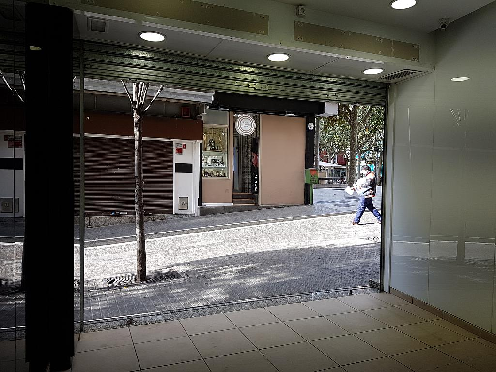Salón - Local en alquiler en calle Baixada Santa Ana, Centre en Mataró - 331620908