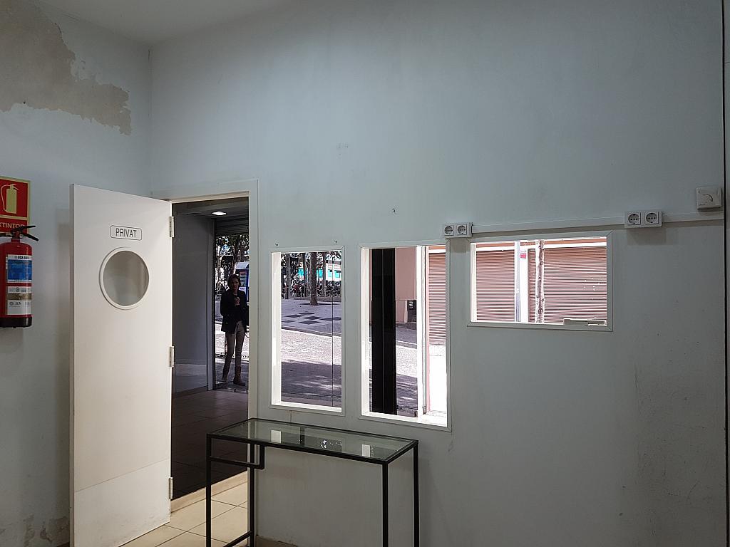 Salón - Local en alquiler en calle Baixada Santa Ana, Centre en Mataró - 331620911