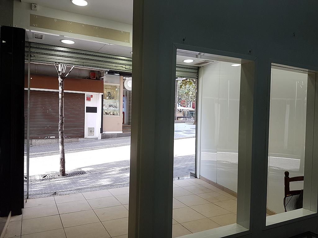 Salón - Local en alquiler en calle Baixada Santa Ana, Centre en Mataró - 331620914