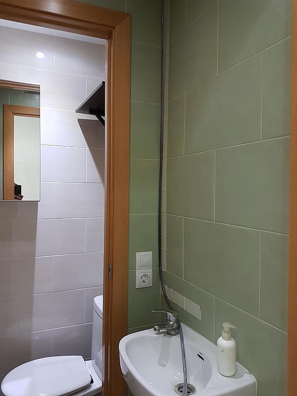 Baño - Local en alquiler en calle Baixada Santa Ana, Centre en Mataró - 331620915