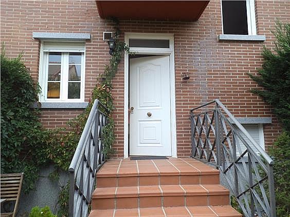 Casa adosada en alquiler en Collado Villalba - 326164047