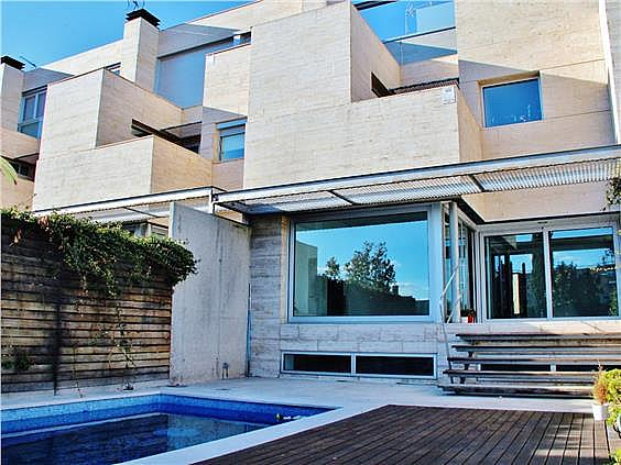 Casa adosada en alquiler en Montecarmelo en Madrid - 285632538
