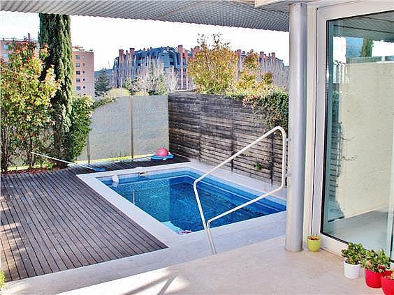 Casa adosada en alquiler en Montecarmelo en Madrid - 285632541