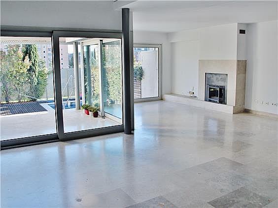 Casa adosada en alquiler en Montecarmelo en Madrid - 285632544