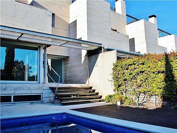 Casa adosada en alquiler en Montecarmelo en Madrid - 285632610