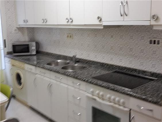 Apartamento en alquiler en calle Santo Domingo, Ourense - 324581859