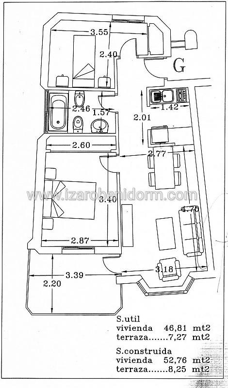 Imagen sin descripción - Apartamento en venta en Benidorm - 284863931