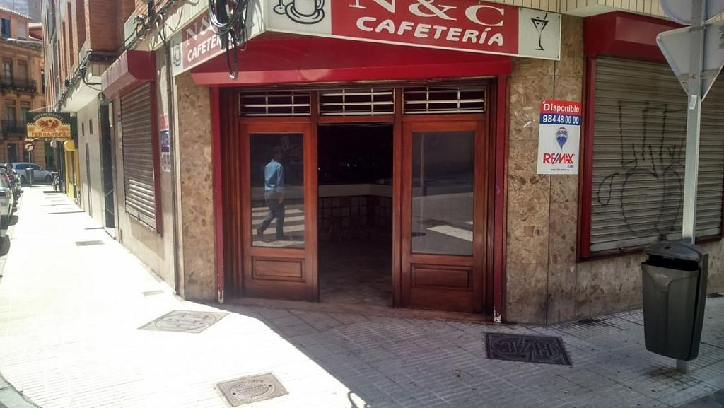 Local comercial en alquiler en El Llano en Gijón - 345221794