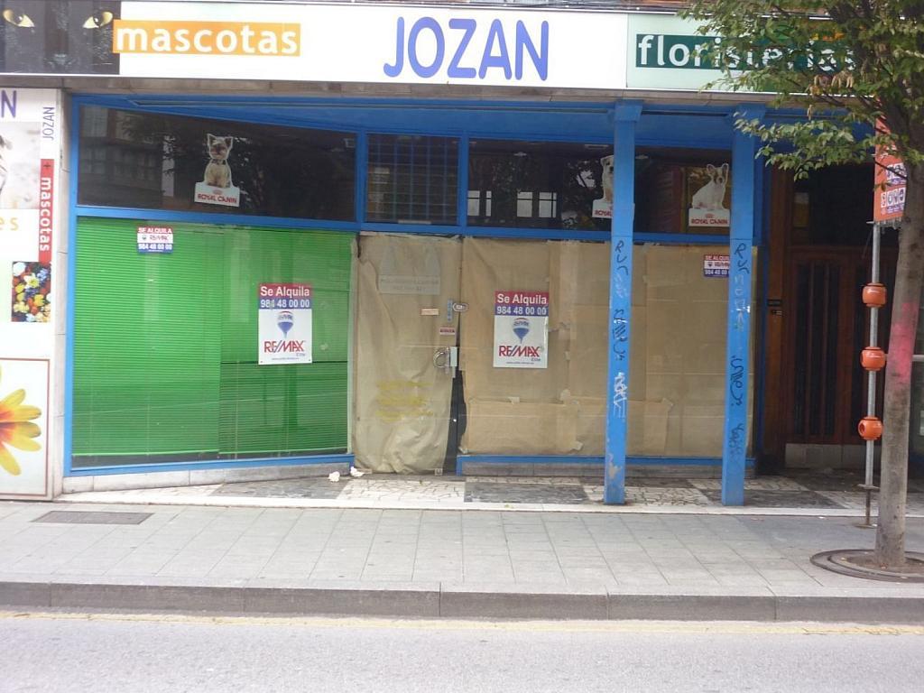 Local comercial en alquiler en calle Schulz, El Llano en Gijón - 339157737