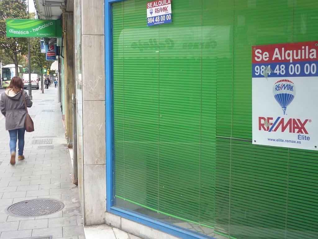 Local comercial en alquiler en calle Schulz, El Llano en Gijón - 339157779