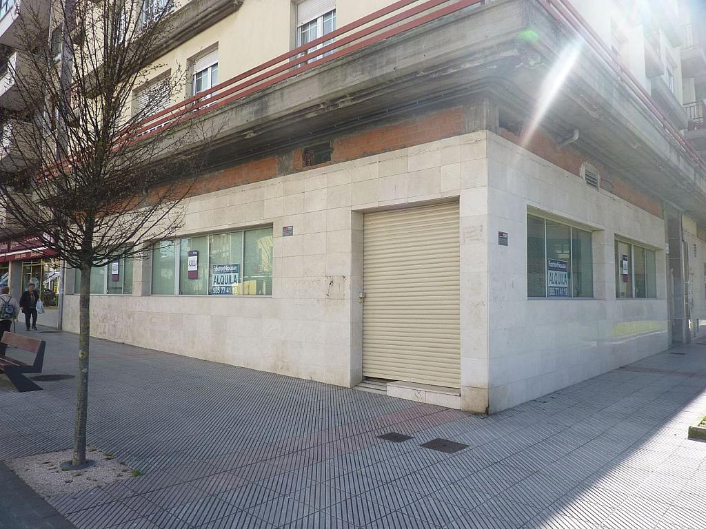 Local comercial en alquiler en calle De Luis Braille, Lugones - 345220087