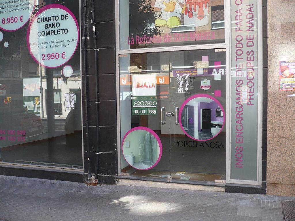 Local comercial en alquiler en calle Pablo Iglesias, Este en Gijón - 352699485