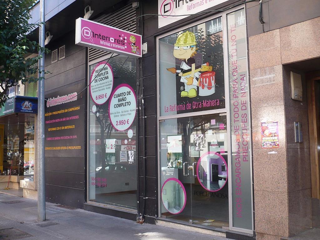 Local comercial en alquiler en calle Pablo Iglesias, Este en Gijón - 352699488