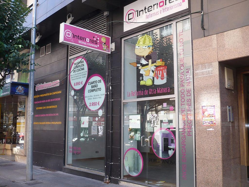 Local comercial en alquiler en calle Pablo Iglesias, Este en Gijón - 352699491