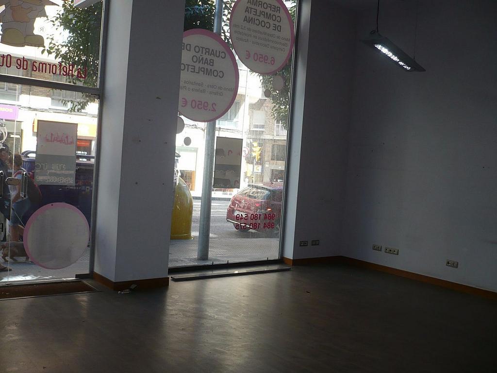 Local comercial en alquiler en calle Pablo Iglesias, Este en Gijón - 352699494