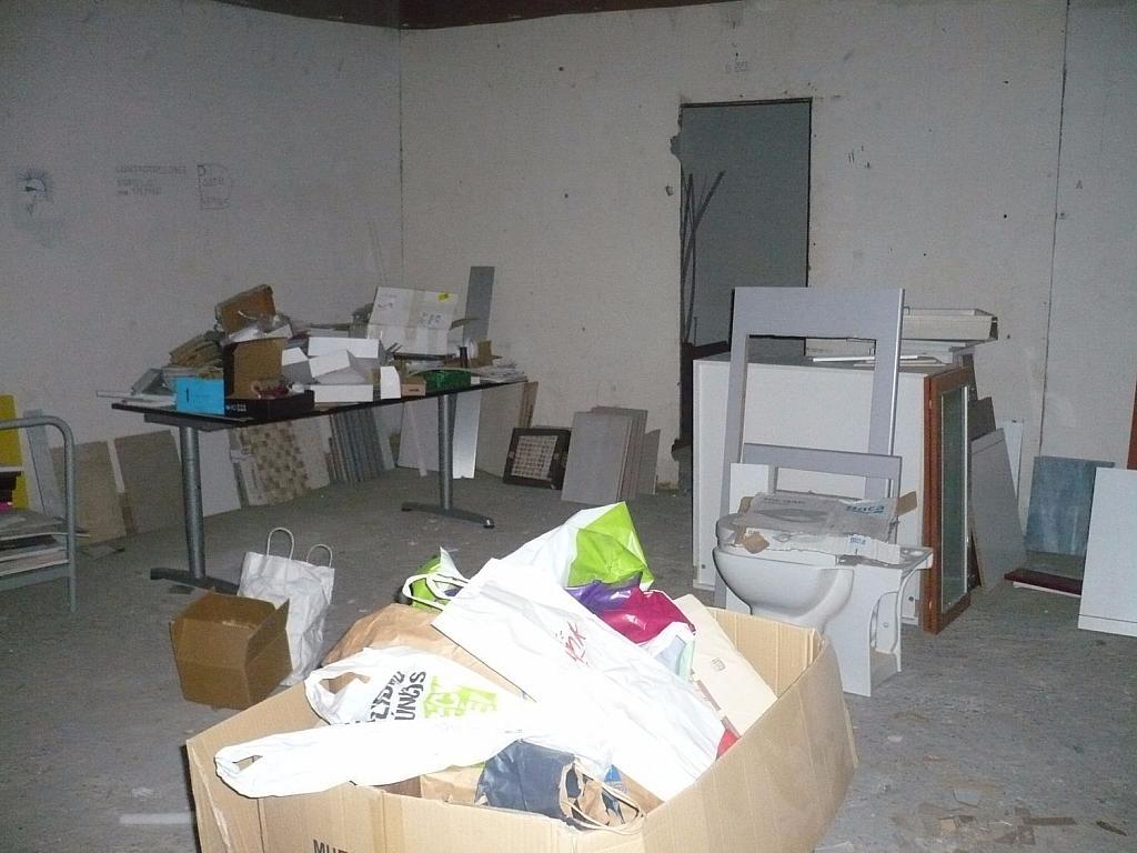 Local comercial en alquiler en calle Pablo Iglesias, Este en Gijón - 352699521