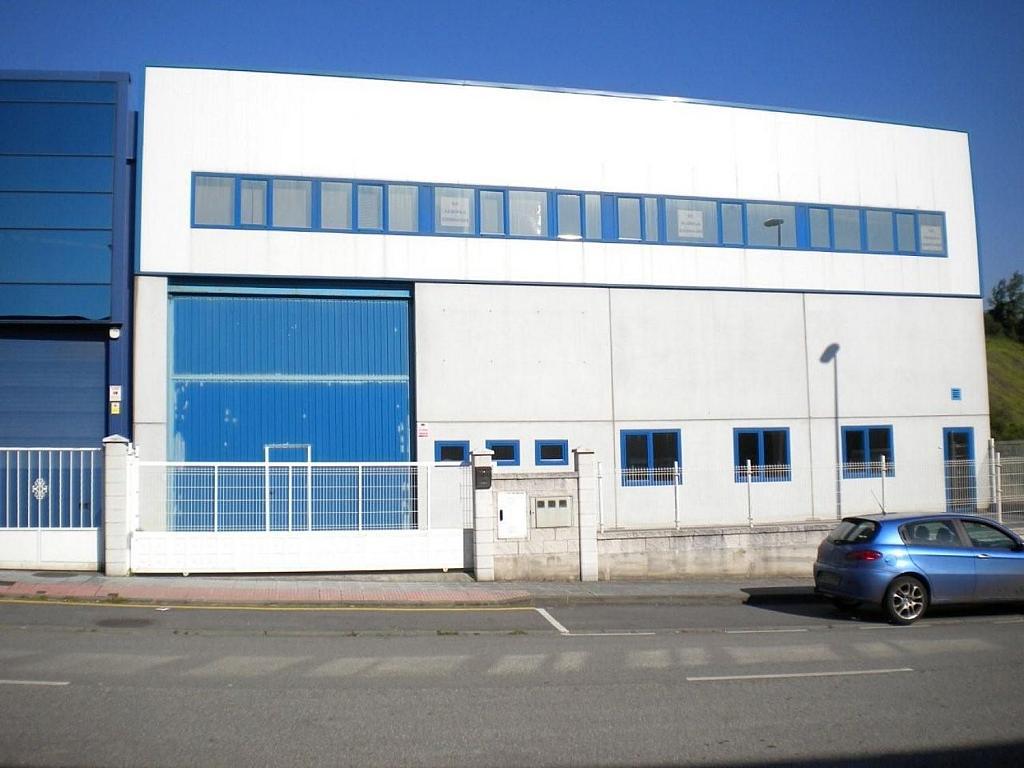 Nave industrial en alquiler en Carreño - 358652464