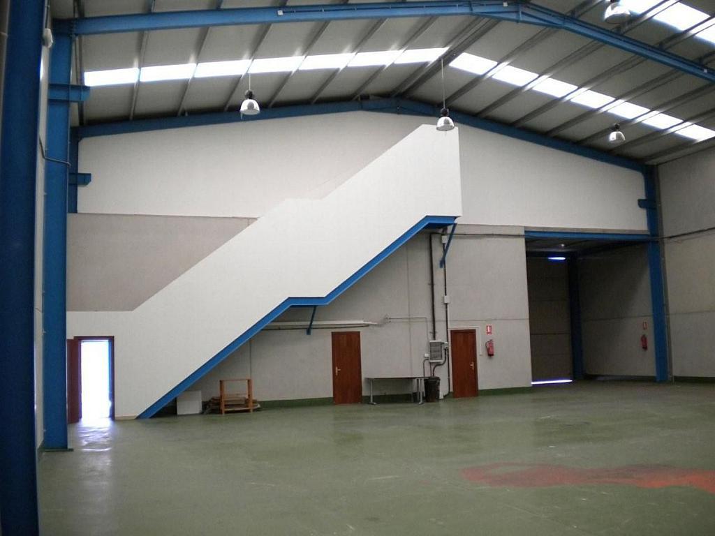 Nave industrial en alquiler en Carreño - 358652467