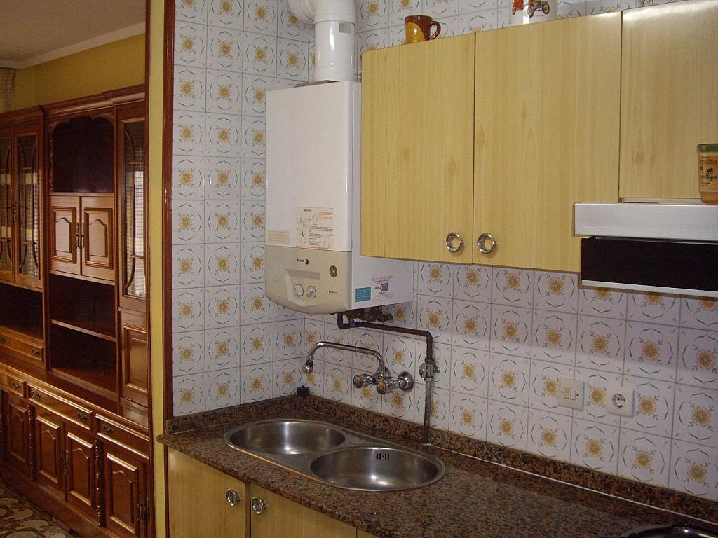 Piso en alquiler en calle Los Ángeles, Este en Gijón - 332032503