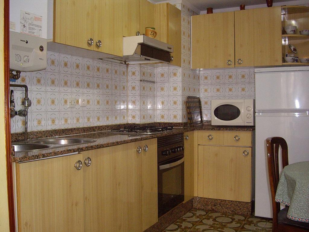 Piso en alquiler en calle Los Ángeles, Este en Gijón - 332032506