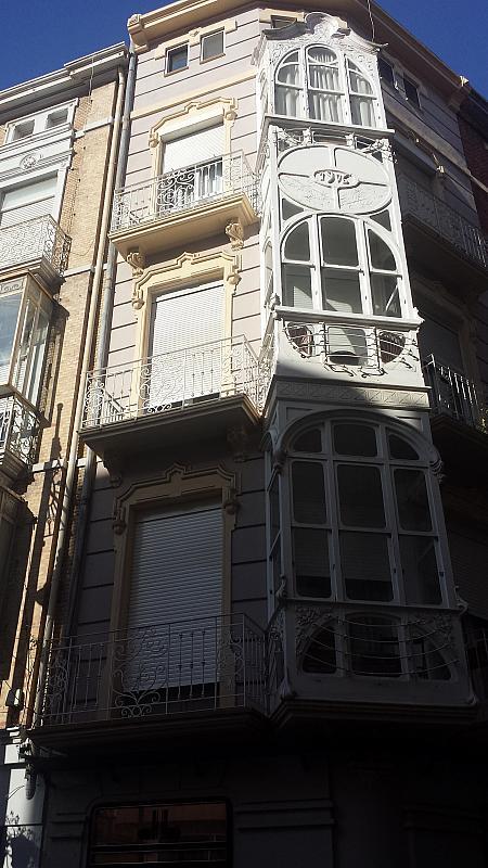 Piso en alquiler en calle San Francisco, Casco en Cartagena - 286280914