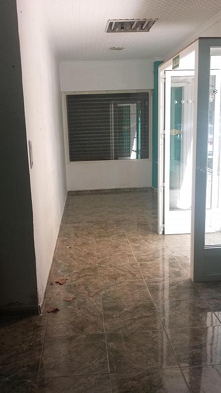 Local comercial en alquiler en calle La Paz, Cartagena - 287310648