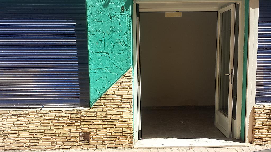 Local comercial en alquiler en calle La Paz, Cartagena - 287310652
