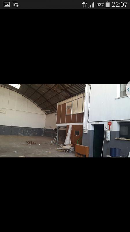 Nave industrial en alquiler en calle Peroniño, Casco antiguo en Cartagena - 288651514