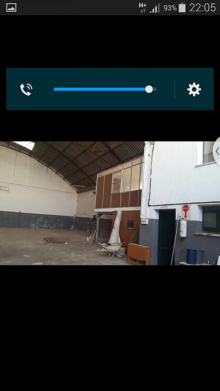Nave industrial en alquiler en calle Peroniño, Casco antiguo en Cartagena - 288651519