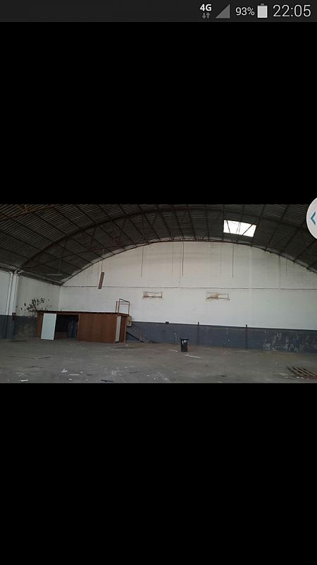 Nave industrial en alquiler en calle Peroniño, Casco antiguo en Cartagena - 288651520